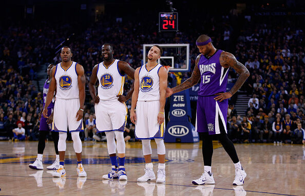 Demarcus Cousins Signs With Golden State Warriors... Warrior Players React! 6d0ff9280