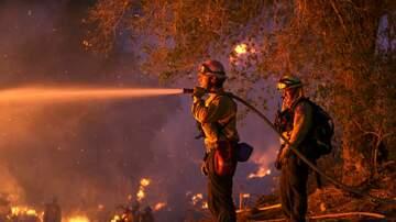 San Diego's Evening News - San Diego's New Fire Chief Stowell