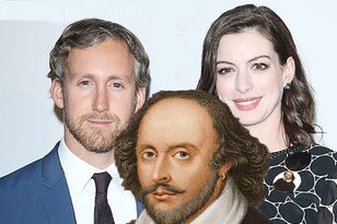 A Crazy Anne Hathaway-William Shakespeare Theory Has Everyone Shook