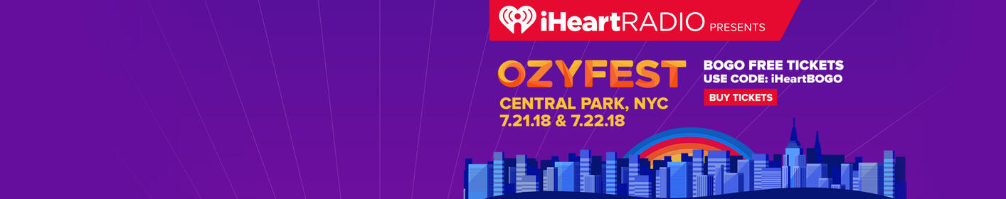 Win A Pair Of VIP Tickets To Ozy Fest!