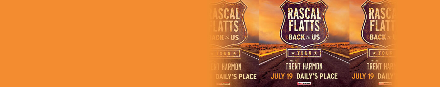 Rascal Flatts at Daily's Place