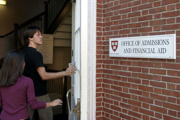 ADMISSIONS-GETTY IMAGES