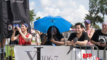 Red, Hot And Boom - PHOTOS:  XL1067 Broadcast at Red Hot and Boom