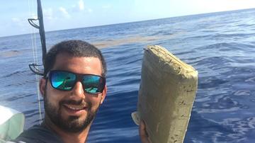 DJ Wizkidd - Bundles of MARIJUANA wash up on Florida Beaches