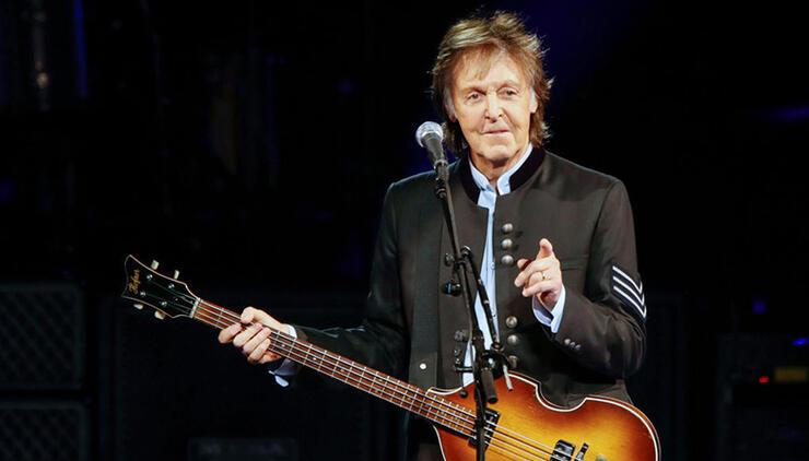 Paul McCartney Announces 2018 Tour Dates