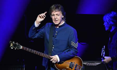 Christie James - Paul McCartney Presale Info! Get Your Tickets First!