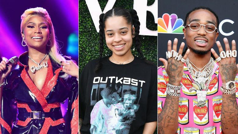 Nicki Minaj & Quavo Hop On Ella Mai's New 'Boo'd Up' Remix