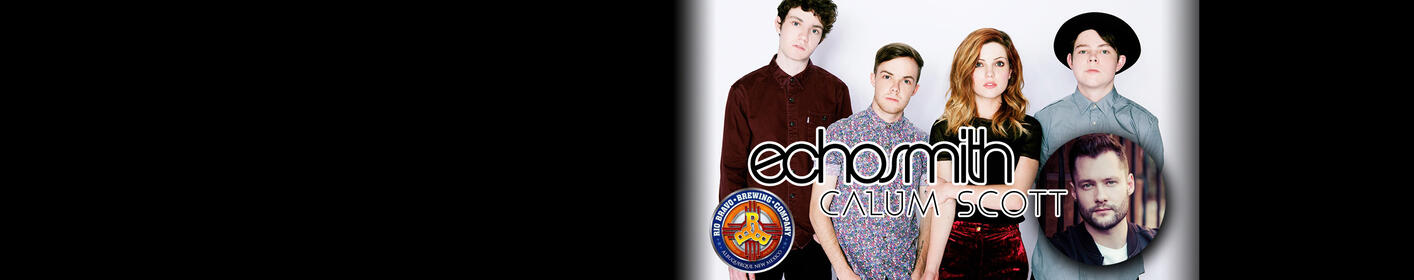 Listen to win your way into an acoustic VIP Performance with Echosmith & Calum Scott!