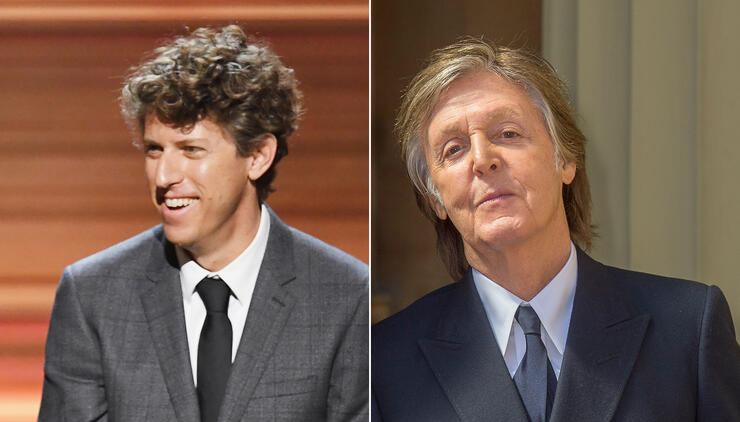 Producer Greg Kurstin Details Process of Suggesting an Edit to Paul McCartney
