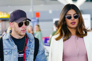 Priyanka Chopra Goes Bike Riding With The Jonas Family