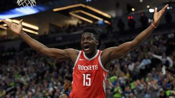 Talking Rockets w/ Ben DuBose - Market Stays Slow for Clint Capela, Luc Mbah a Moute