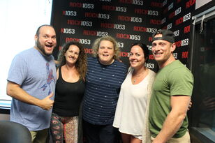 Comedian Fortune Feimster In Studio For Free Comedy Friday