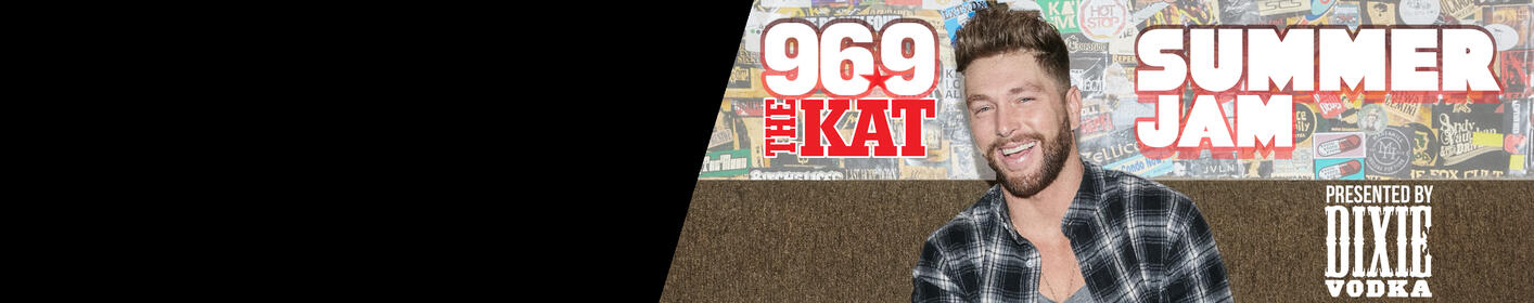 Win Tickets to Our 96.9 The Kat Summer Jam with Chris Lane!
