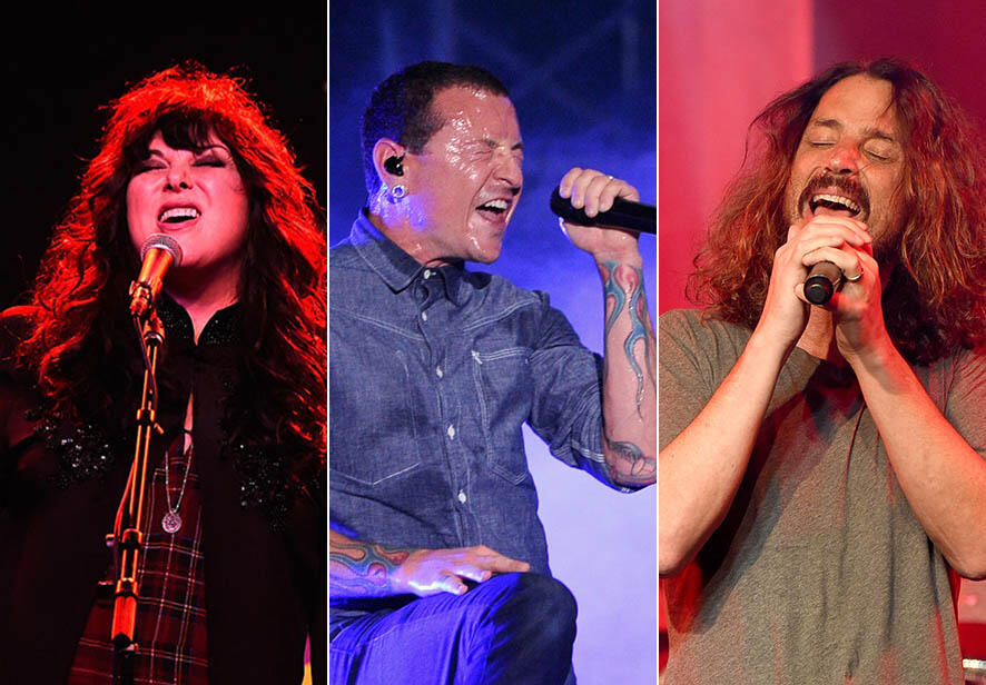 Ann Wilson Spoke With Chester Bennington About Chris Cornell's Suicide