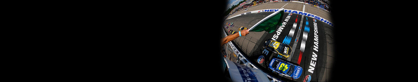 Hear The NASCAR Race From New Hampshire Sunday At 1 On Q102!