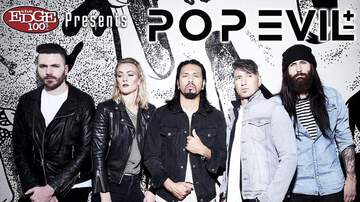 None - The Edge Presents: Pop Evil at the 2018 Arkansas State Fair