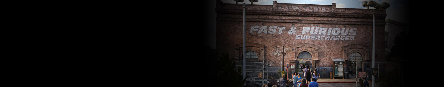 Experience Fast & Furious Supercharged™ at Universal Orlando Resort™