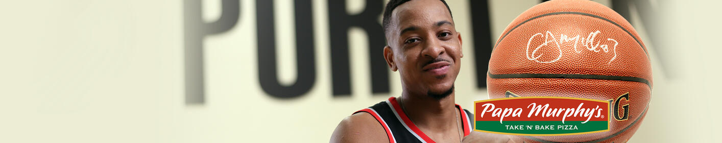 Enter To Win Gear Autographed By CJ McCollum!