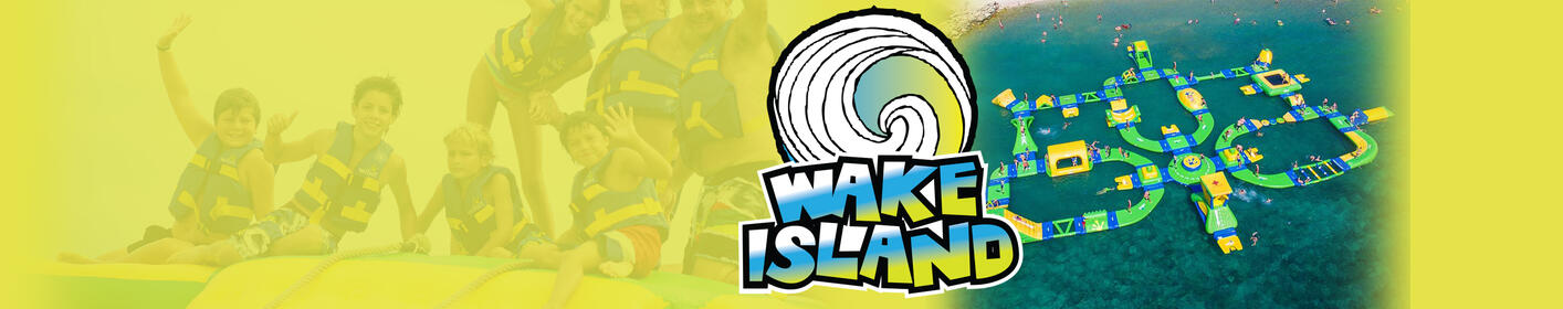 Click Here To Win Your Passes To Wake Island Waterpark