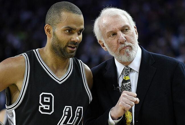 Tony Parker and Pop