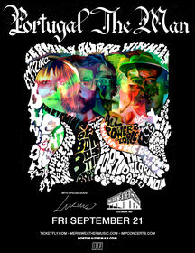 WIN Portugal. The Man Tickets