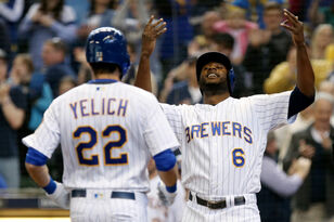Christian Yelich, Lorenzo Cain, Josh Hader named All-Stars