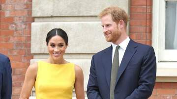 None - The Duke and Duchess of Sussex are Having a Baby!