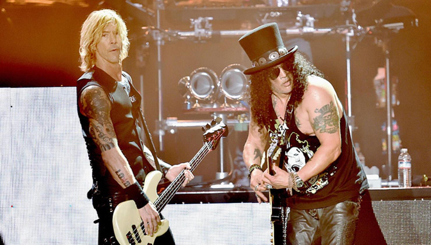 Guns N' Roses' 'Appetite for Destruction' Is Back in the Top 10