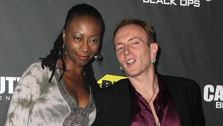 Phil Collen and His Wife Helen Simmons