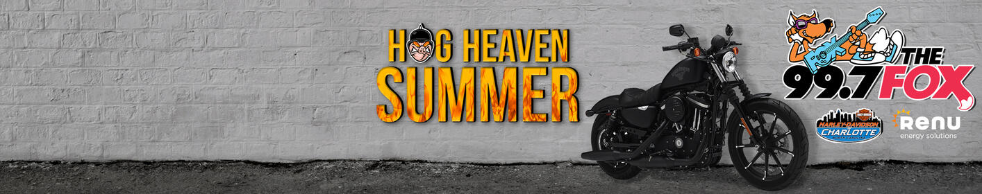 Hog Heaven Summer: You Could Win a Sportster Iron 883 Black Demin!