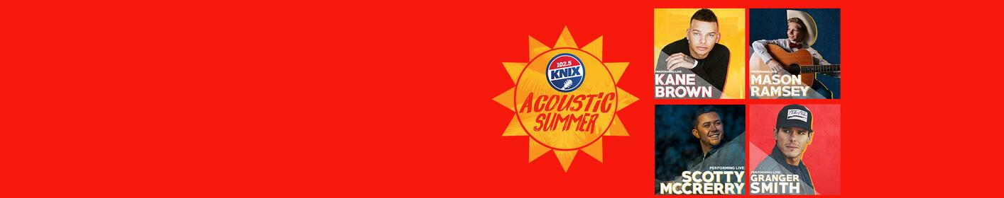 Scotty McCreery Added To Acoustic Summer Lineup