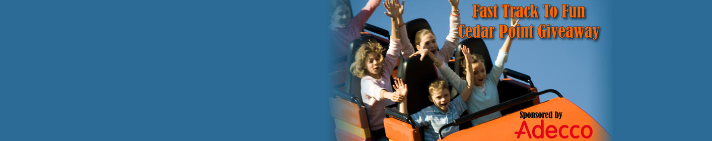 Fast Track to Fun Cedar Point Giveaway