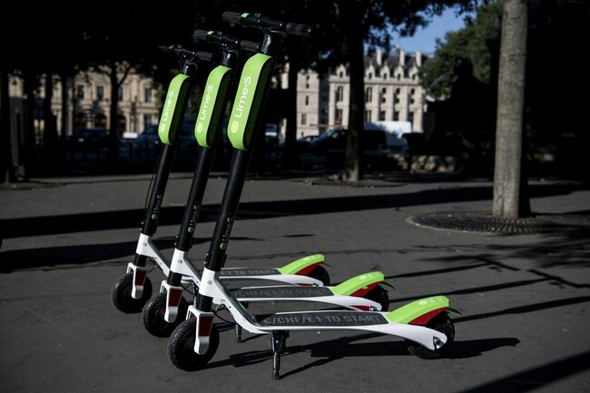 Lime bike - Getty Images