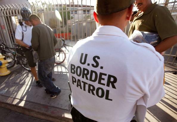 Border Patrol - Getty Images
