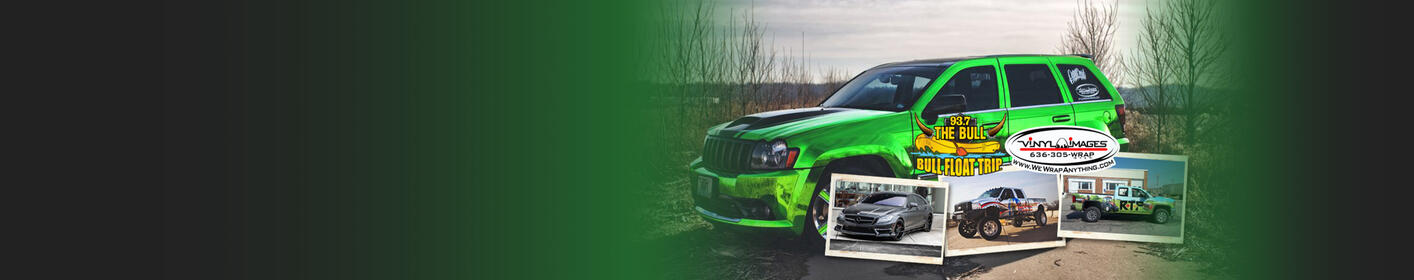 Win a full wrap for your vehicle from Vinyl Images!