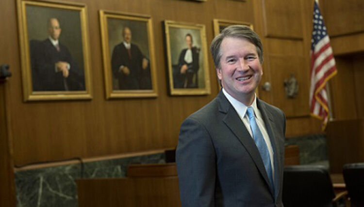 Brett Michael Kavanaugh
