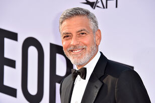 George Clooney Has Been Hospitalized In Italy After A Scooter Crash