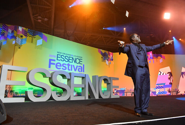2018 Essence Festival Getty Images