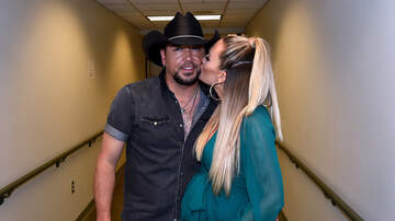 image for Jason and Brittany Aldean Expecting Their Second Child 👶🏼