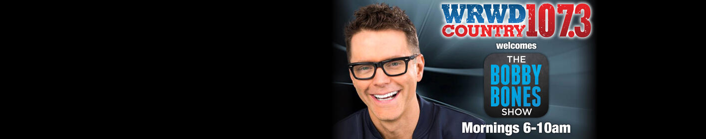 Wake up with Bobby Bones on WRWD!