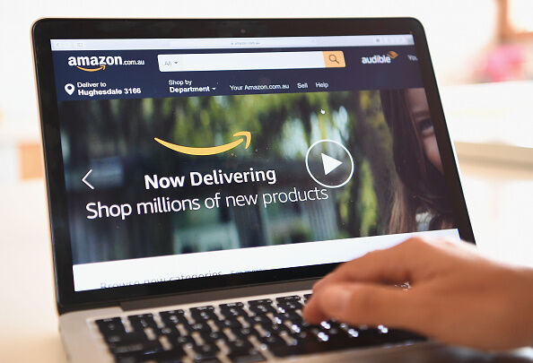 AMAZON - GETTY IMAGES