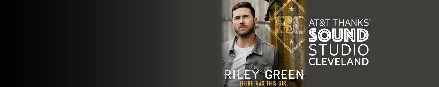 Win Tickets to See Riley Green Perform Inside the AT&T Thanks Sound Studio at WGAR