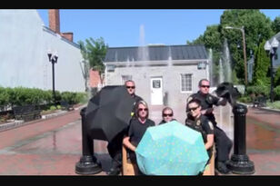 Winchester Police Department Gets In On Lip Sync Battle!
