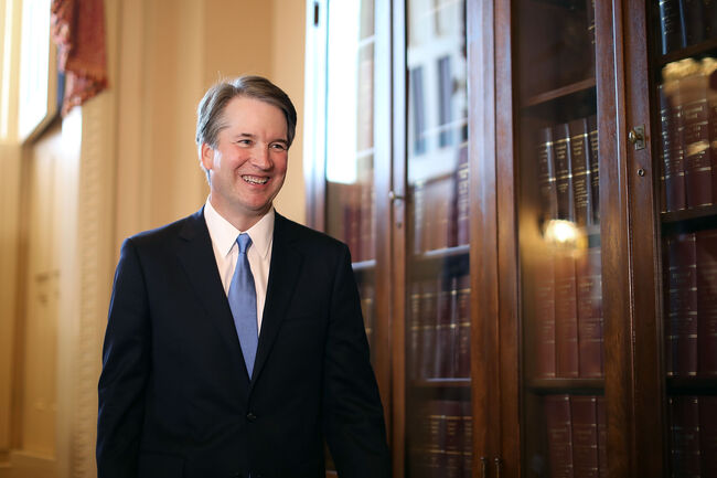 California's senators say they will fight Brett Kavanaugh's nomination