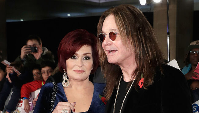 Sharon Osbourne Is Working on a Movie About Early Years With Ozzy