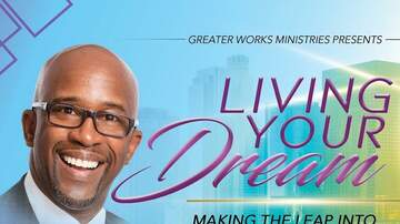 Yolanda Neely -  Live Your Dreams! Join Pastor Mark Baker live @ 3