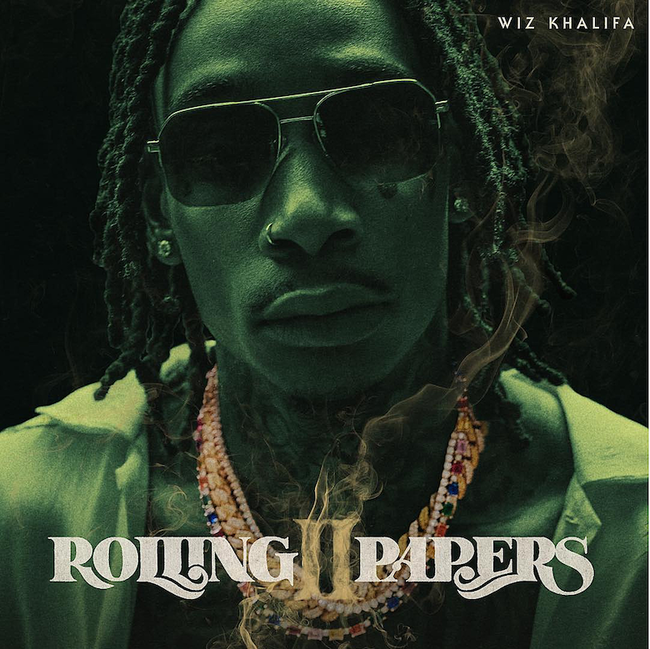 Wiz Khalifa - 'Rolling Papers 2'