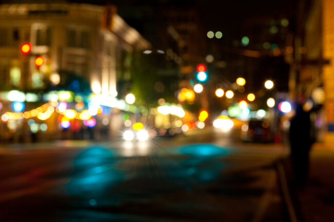 Drunk City | GettyImages-157532717