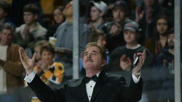 Trending - Bruins Holding Casting Call For New National Anthem Singer