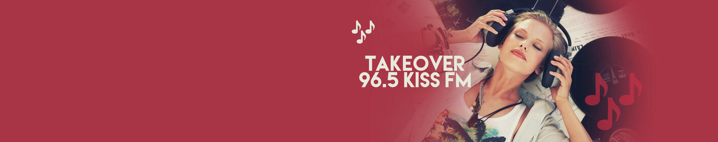 Takeover the 96-5 Kiss FM Playlist & get song alerts sent to your phone!